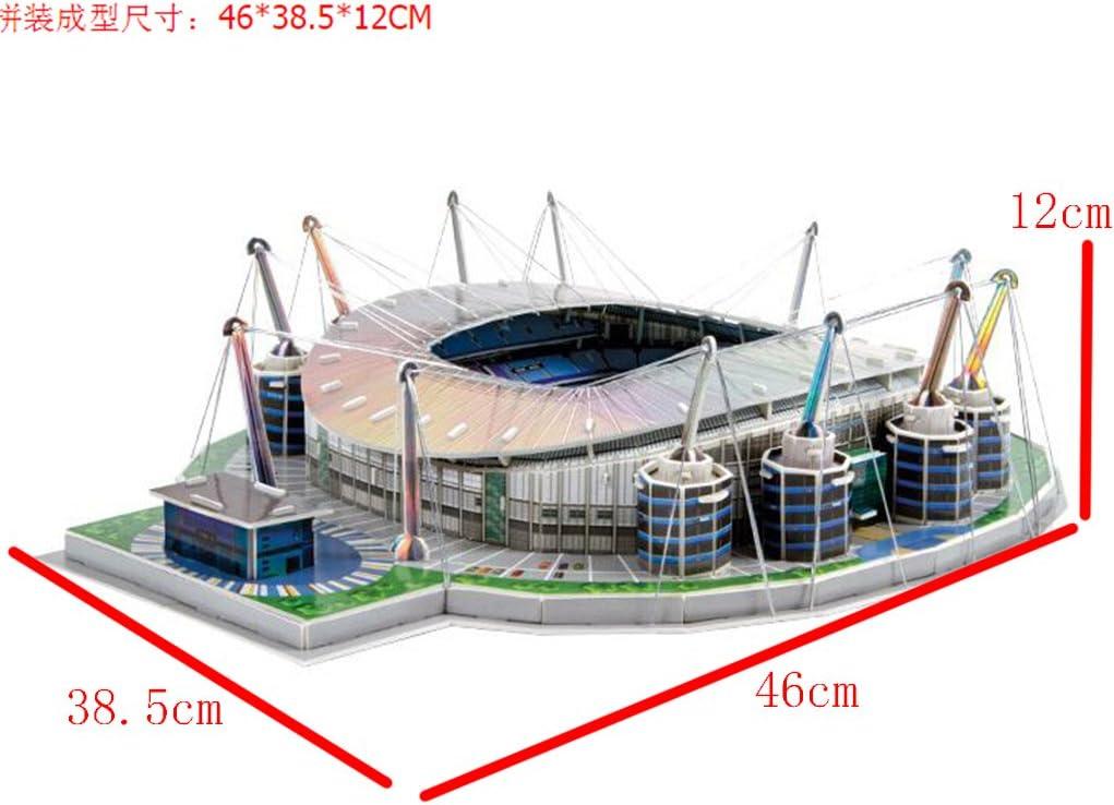 Homyl Puzzles 3D Camp NOU Stade de Football