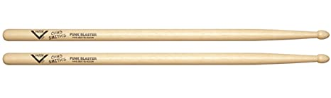 Musical Instruments Instrument Accessories Drum and Percussion Drumsticks Mallets Brushes Great for heavy solid playing|Hickory|L 16 inches D .605 inches