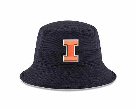 fadac4c4002 Amazon.com   Illinois Fighting Illini NCAA Training Bucket Hat ...