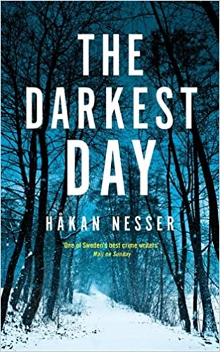 Image result for The Darkest Day by Håkan Nesser