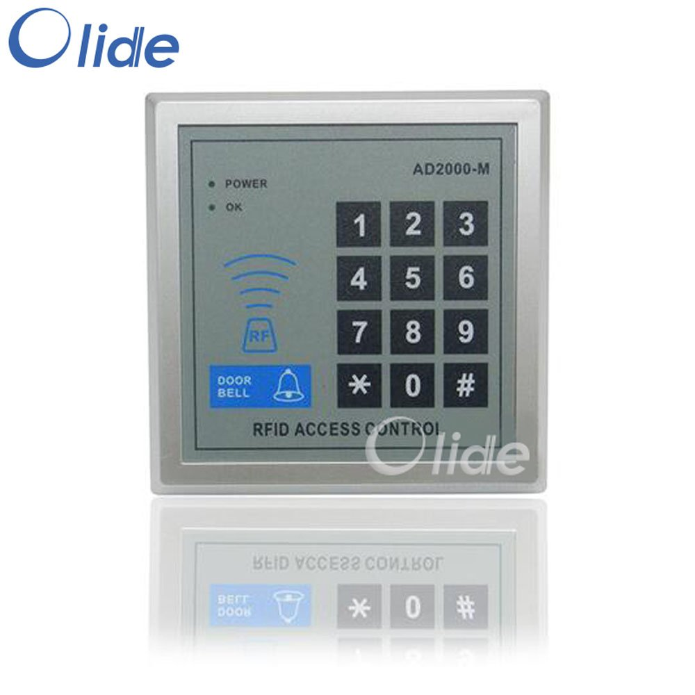 Door Access Control Keypad RFID ID Cards Proximity Reader with Password