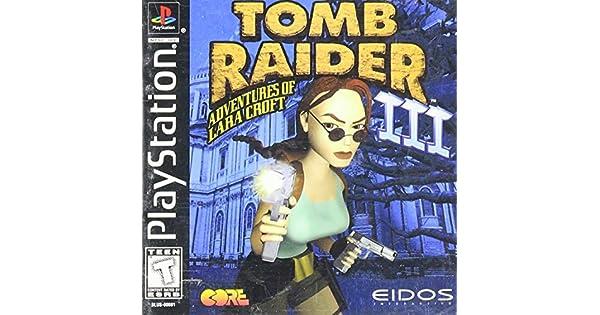 Amazon.com: Tomb Raider III: Adventures of Lara Croft ...