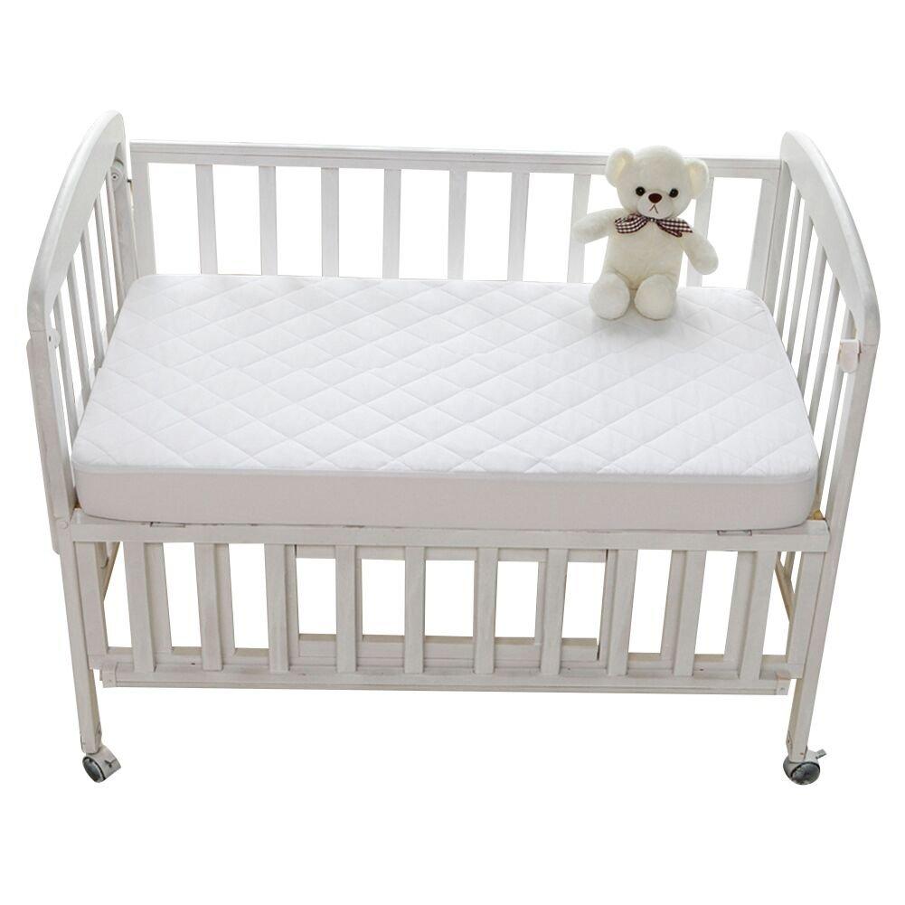 Protector de Colchón Cubre Colchón Impermeable para Bebe 50x90 de YOOFOSS: Amazon.es: Bebé