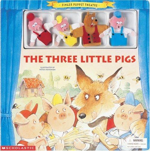 Three Little Pigs...