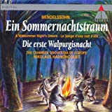Mendelssohn: A Midsummer Night's Dream (Ein Sommernachtstraum)/Die Erste Walpurgisnacht (The First Walpurgis Night)