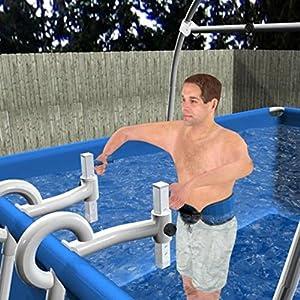 Aquatic Gym Parallel Bars Aquatic Fitness Equipment Sports Outdoors