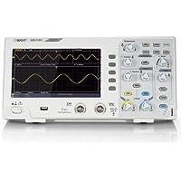 OWON SDS1102 Osciloscopio 2-Channel Digital Oscilloscopes 100MHZ Bandwidth