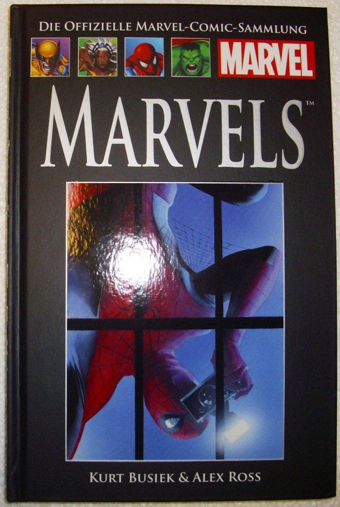 Die offizielle Marvel Comic Sammlung 12: Marvels: