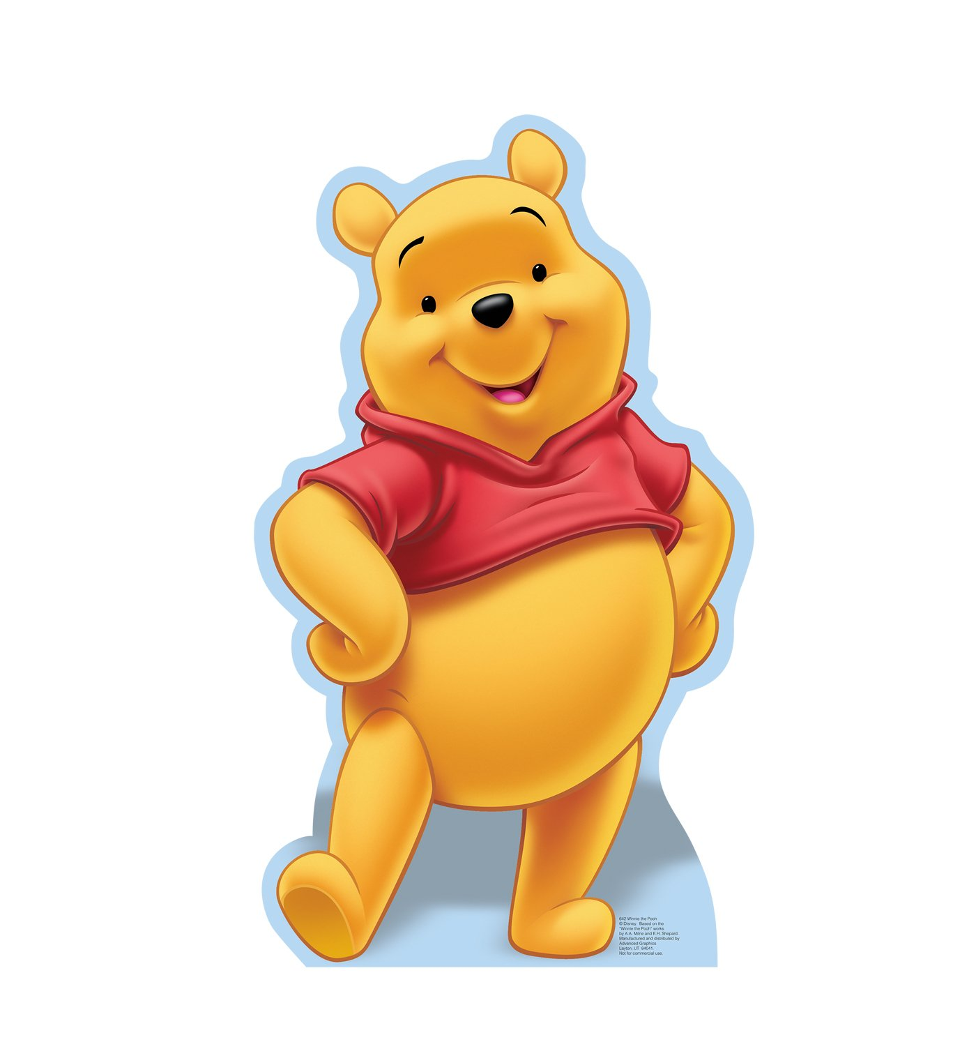 6f83c062c905 Amazon.com  Advanced Graphics Winnie the Pooh Life Size Cardboard Cutout  Standup - Disney s Winnie the Pooh  Home   Kitchen