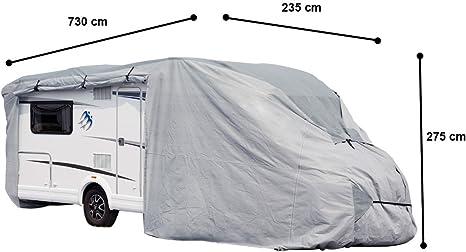Beach Pool Schutzhülle Für Wohnmobil Größe S L Abdeckung Für Caravan Abdeckplane Schutzhaube Auto