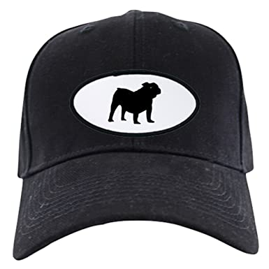 fbf33d8fb06 Amazon.com  CafePress - Old English Bulldog - Baseball Hat