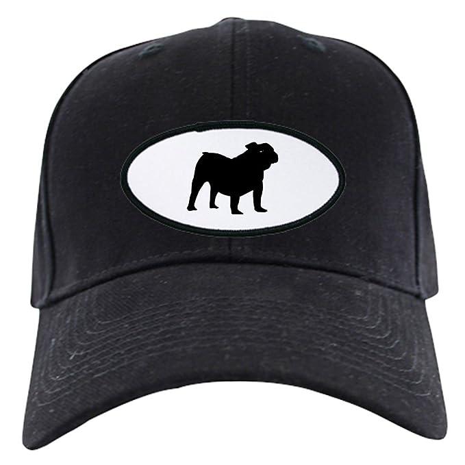 Amazon.com  CafePress - Old English Bulldog - Baseball Hat 331b382a0c7