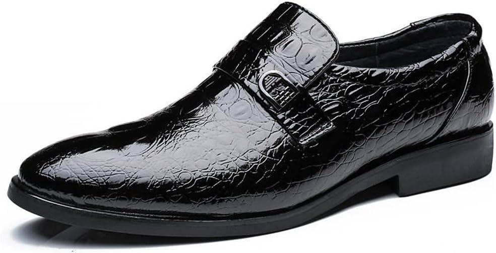 Los zapatos más vendidos de los hombres Oxford Elegante casual comodidad para hombres textura Negocios Oxford Estilo casual Lujo Cocodrilo Cuero genuino Moda clásica Zapatos formales Zapatos Oxford de