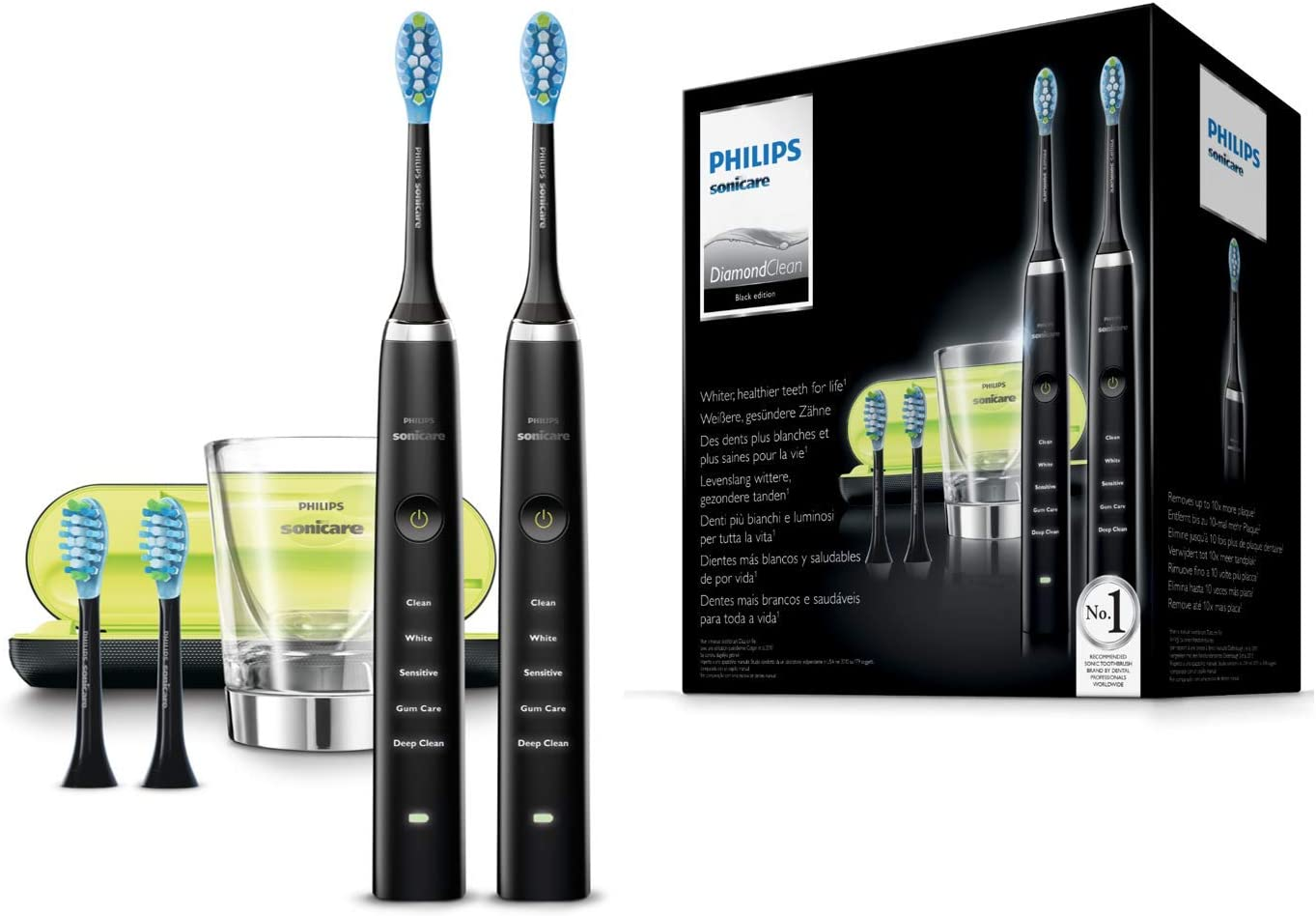 Philips Sonicare Diamond Clean HX9354/38