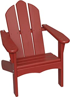 product image for Little Colorado 140RD Red Kid's Adirondack Chair