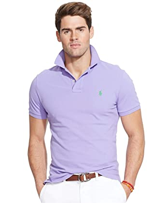 5822542f Amazon.com: Polo Ralph Lauren Mens Big & Tall Cotton Classic Fit Polo Shirt:  Clothing