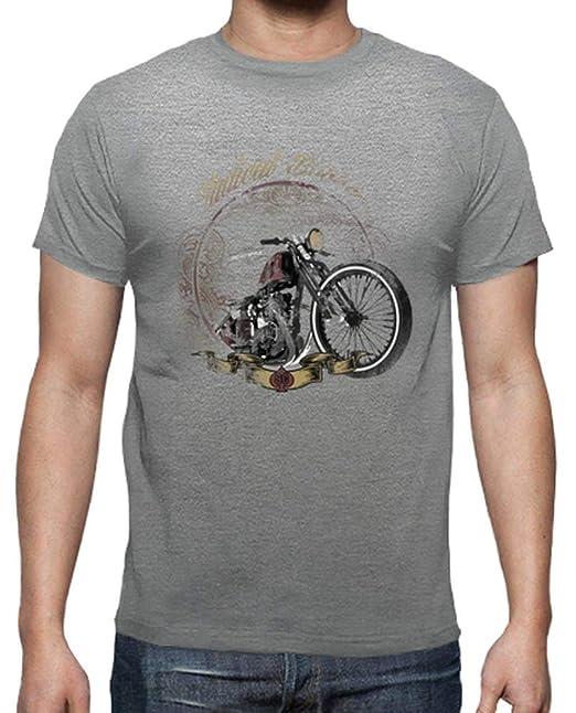 latostadora - Camiseta Radical Bobber para Hombre Gris vigoré XL: scguarnido: Amazon.es: Ropa y accesorios