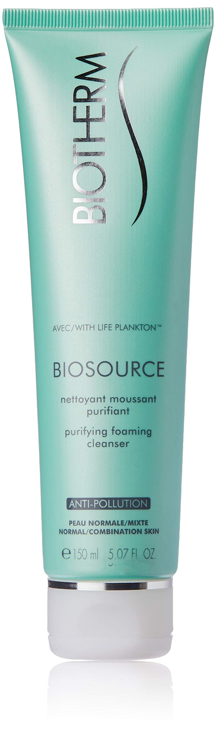 Biotherm Biosource Hydra-Mineral Cleanser Toning Mousse (N-C) Skin for Unisex, 5.07 Ounce by Biotherm (Image #1)