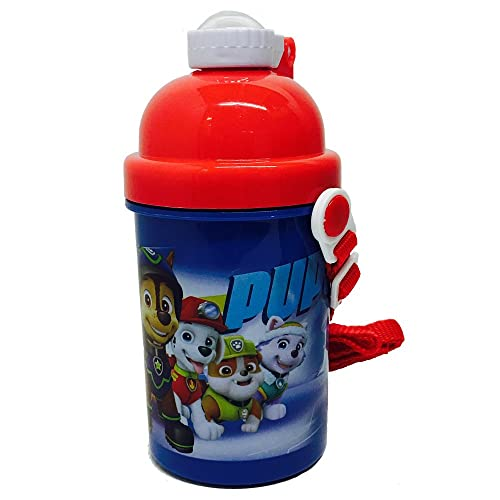 Paw Patrol F101303 Pop Up Botella, 400 ml, Multicolor