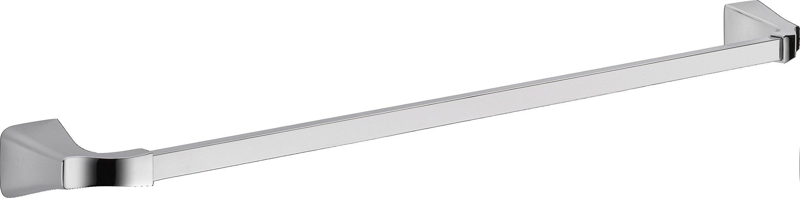 Delta Faucet 75230 Tesla Towel Bar, Chrome, 30''