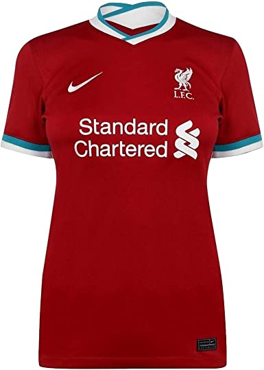 Liverpool Home Shirt 2020 21 Size Small