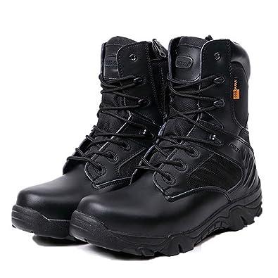 reputable site 31fbf 36372 LiliChan Männer Taktische Stiefel Delta Side Einsatzstiefel Wasserdicht  Boots Military Schuhe
