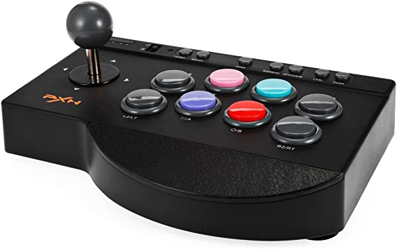MoPei PXN Arcade Stick Kit Controlador Joystick para PS4 / PS3 ...