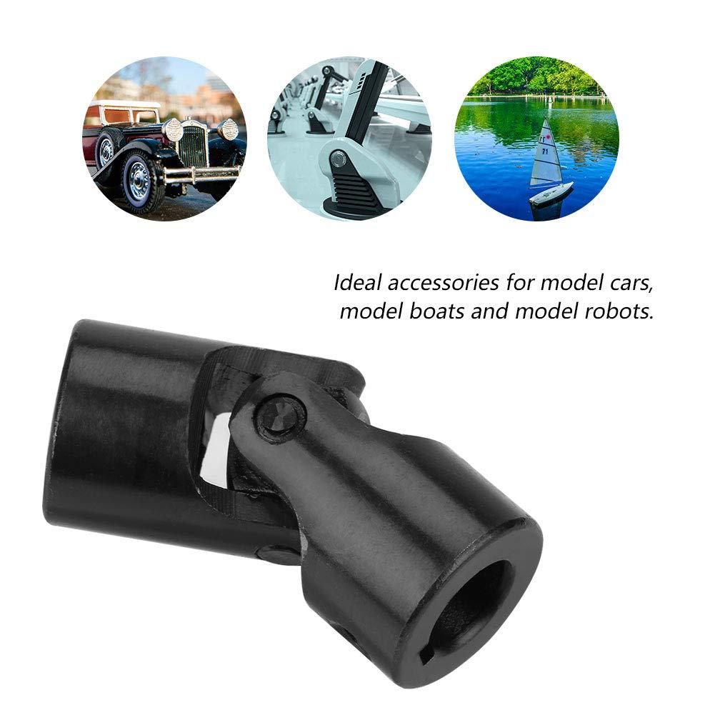ID:12mm//OD: 24mm pour Moteur de Mod/èle RC,Tel Que Mod/èle davion,de Model Boat et de Robot etc Cardan 12mm,Axe de Joint Universel,Joint Universel