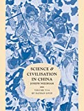 Image of Science and Civilisation in China: Volume 6, Biology and Biological Technology, Part 6, Medicine