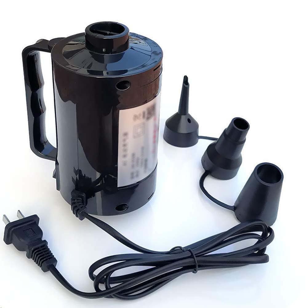 WUPO Inflador/Deflactor Grande De La Bomba De Aire Eléctrica para ...