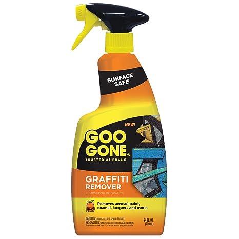 Goo Gone Graffiti Remover, 24 fl oz