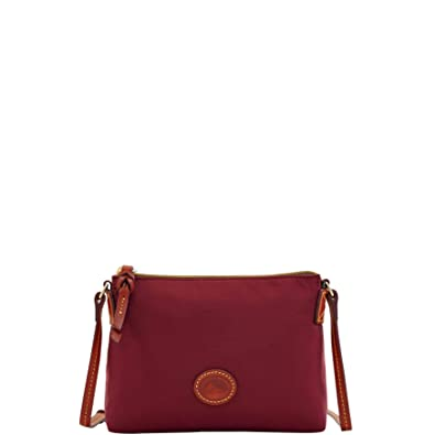 da9efeba3 Amazon.com: Dooney & Bourke Nylon Crossbody Pouchette Shoulder Bag: Shoes