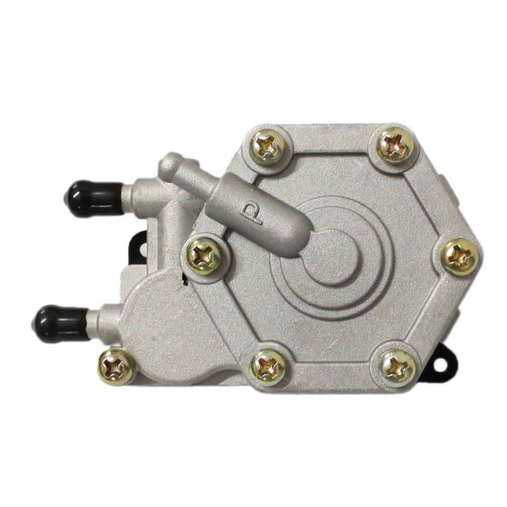 Amazon.com : Poweka Fuel Pump For Polaris Sportsman 325 400 500 600 700 6X6  (1996-2010) Replace 2520227 : Garden & Outdoor