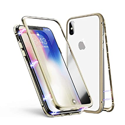 coque pour iphone xs or