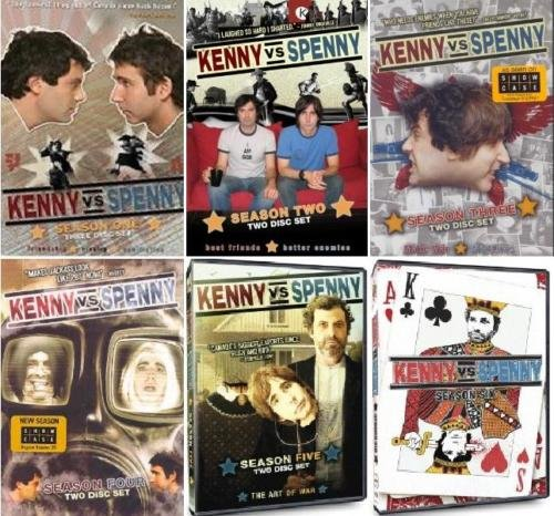 kenny vs spenny all seasons dvd