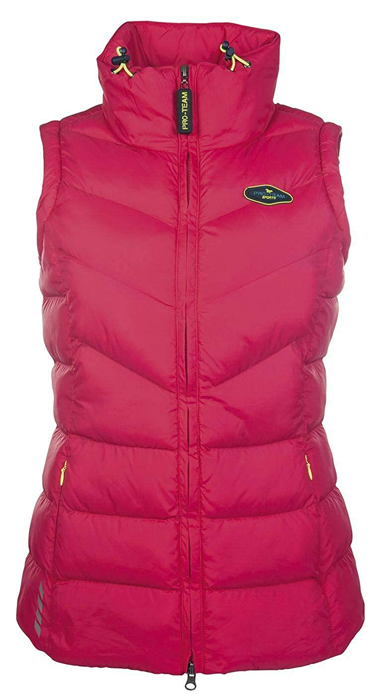 Neon Sports-3900 Hose HKM Erwachsene Reitweste S 3900 pink