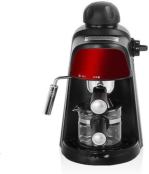 Máquina de café espresso cafetera automática pequeño hogar vapor ...