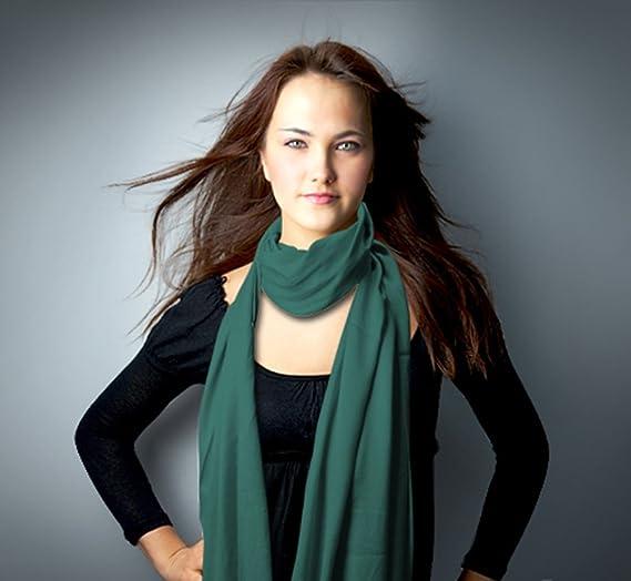 Women S Jade Solid Pashmina Scarf Hps18 At Amazon Women S Clothing
