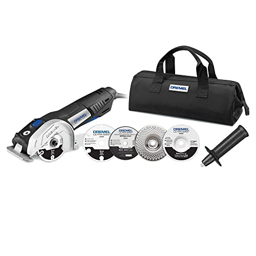 3. Dremel US40-01 Ultra-Saw Tool Kit