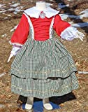 Girls 4-5 Historical dress