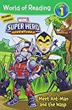World of Reading Super Hero Adventures: Meet Ant-Man and the Wasp (Level 1)