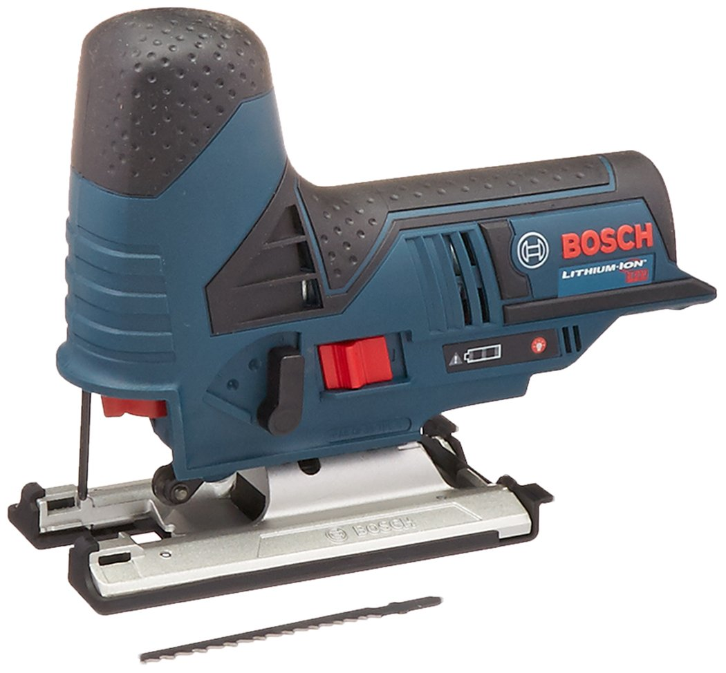Bosch JS120BN 12-volt Max Cordless Jig Saw with Exact-Fit Insert Tray