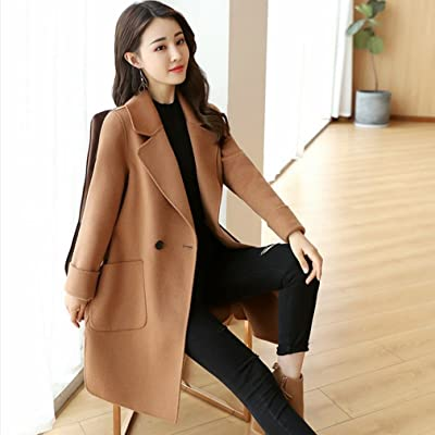 RR Women'S Hand-Stitched Coat Loose Long-Sleeved Women'S Jacket