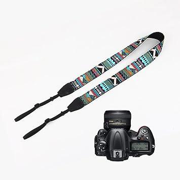 Amazon.com: Orota Vintage SLR/DSLR Camera straps Neck Shoulder ...