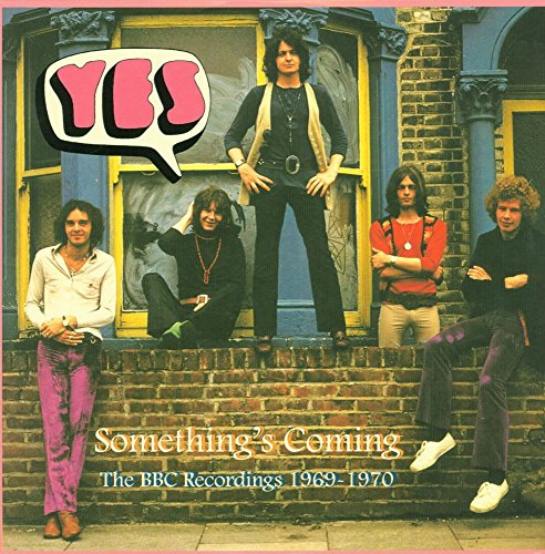 Yes - Something's Coming The BBC Recordings 1969 - 1970 - Lilith Records - LR 156 - USA - NM/NM LP