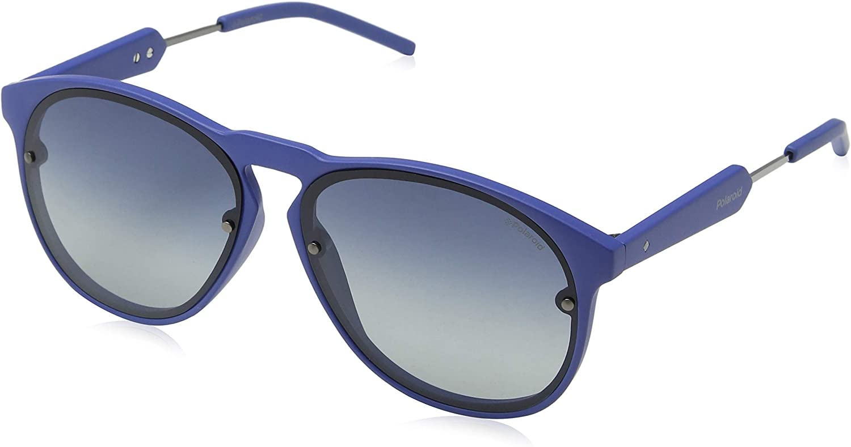 Polaroid Sonnenbrille (PLD 6021/S) Bleu (Blute Ruthen/Polar)