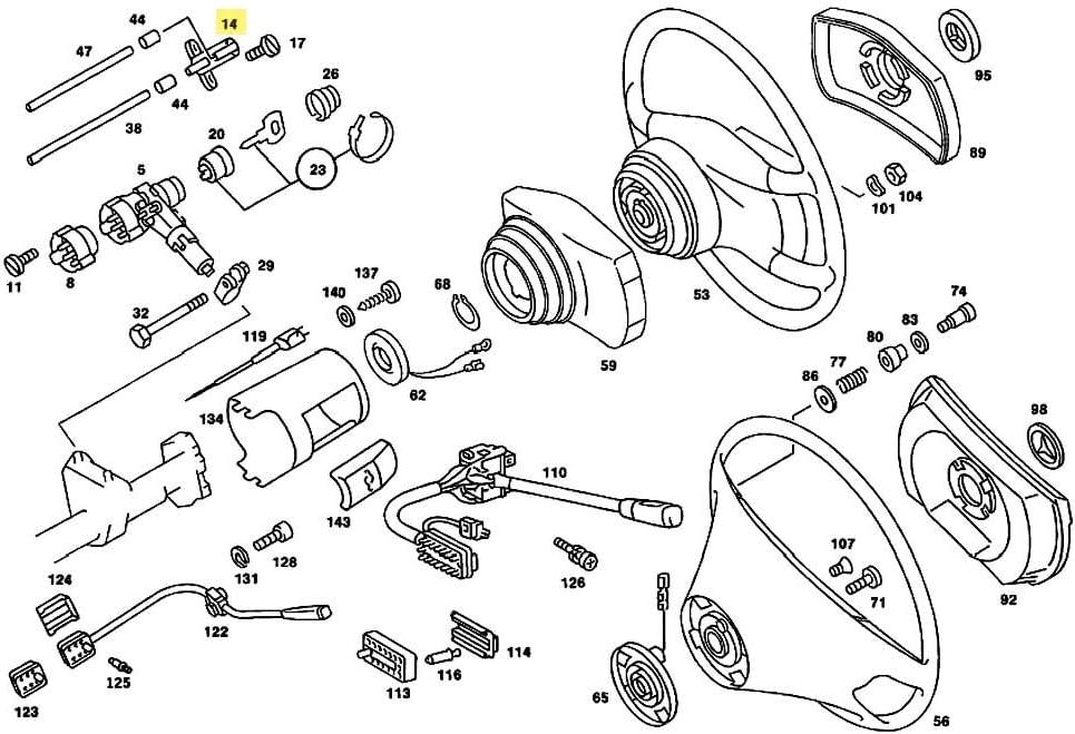 W115 Wiring Diagram