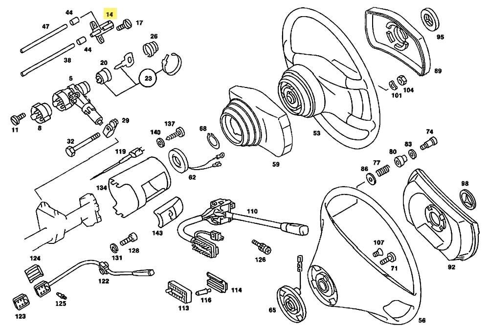 Mercedes vacío de encendido apagado válvula Diesel nuevo OE W115 300d W116 W123 W124 W126 W201 W202 W460 W461: Amazon.es: Coche y moto