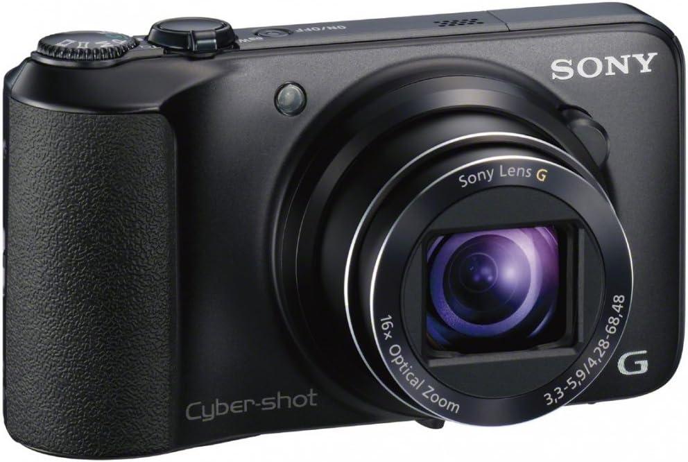 Sony Cybershot - Cámara compacta de 16.1 MP (Pantalla de 3 ...
