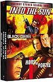 Coffret Steven Seagal 3 DVD - Into the Sun + Black Dawn + Hors de port??e